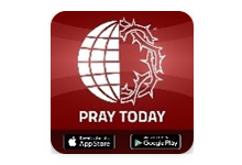 VOM's Pray Today App