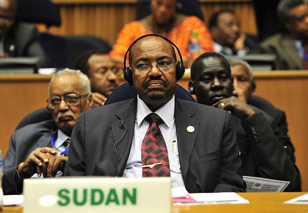 Sudan's president, Umar al-Bashir