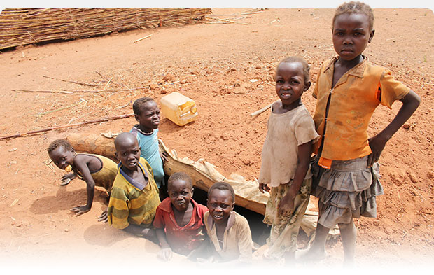Children in Sudan
