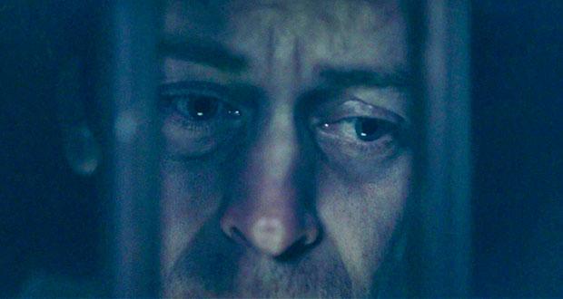 Still frame from Solitary Prayer movie