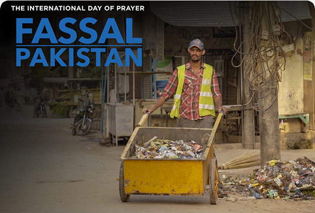 The Internation Day of Prayer - Fassal: Pakistan