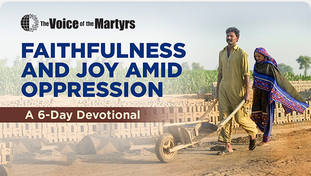 Faithfulness and Joy Amid Oppression: A 6-Day Devotional