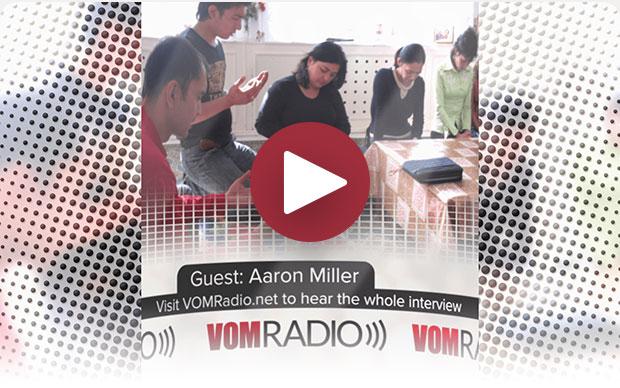 Play video of VOM Radio interview