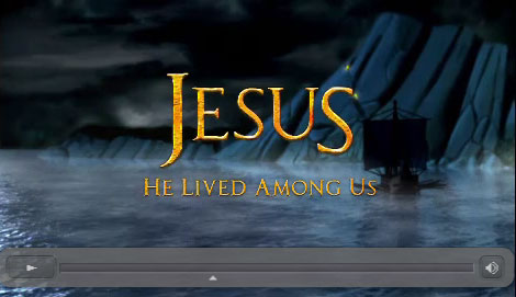 Video Frame of The Jesus Movie